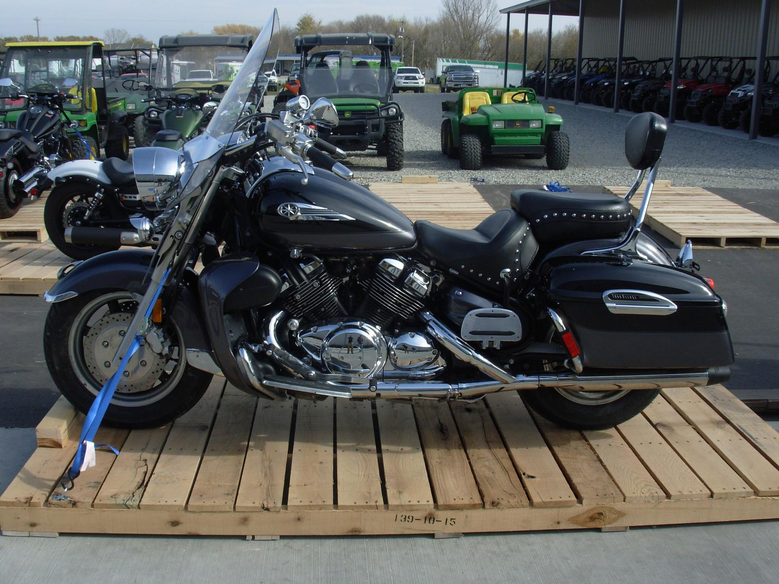 $5,495, 2005 Yamaha ROYAL STAR TOUR DELUXE