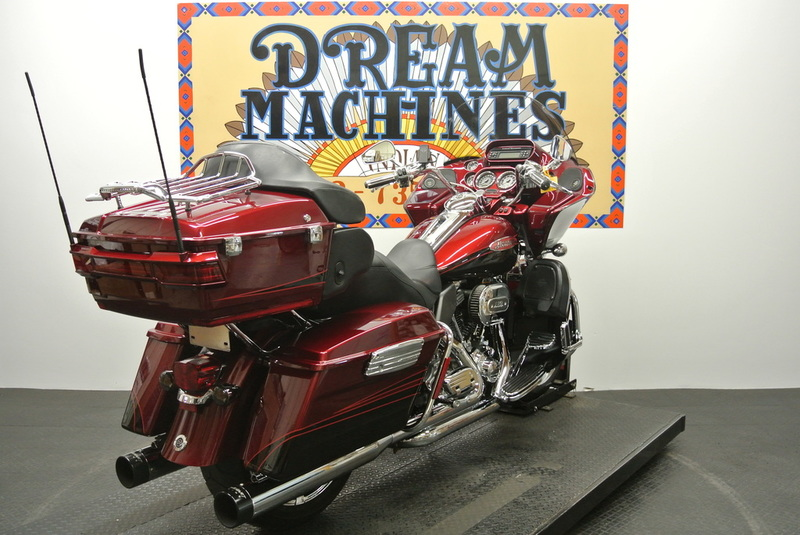 $19,950, 2011 Harley-Davidson FLTRUSE - Screamin Eagle CVO Road Glide Ultra