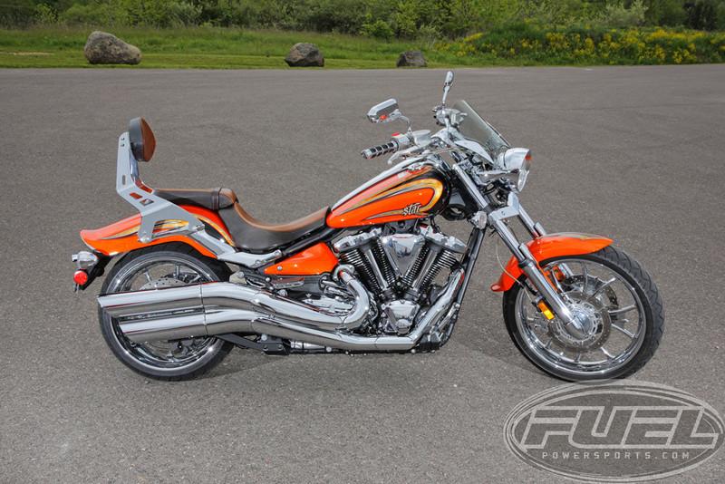 $12,995, 2012 Yamaha Raider SCL