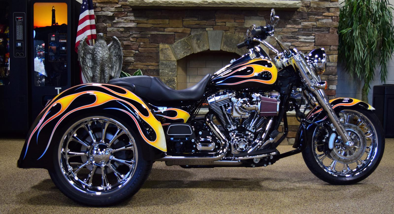 Harley Freewheeler Custom Wheels Autos Post