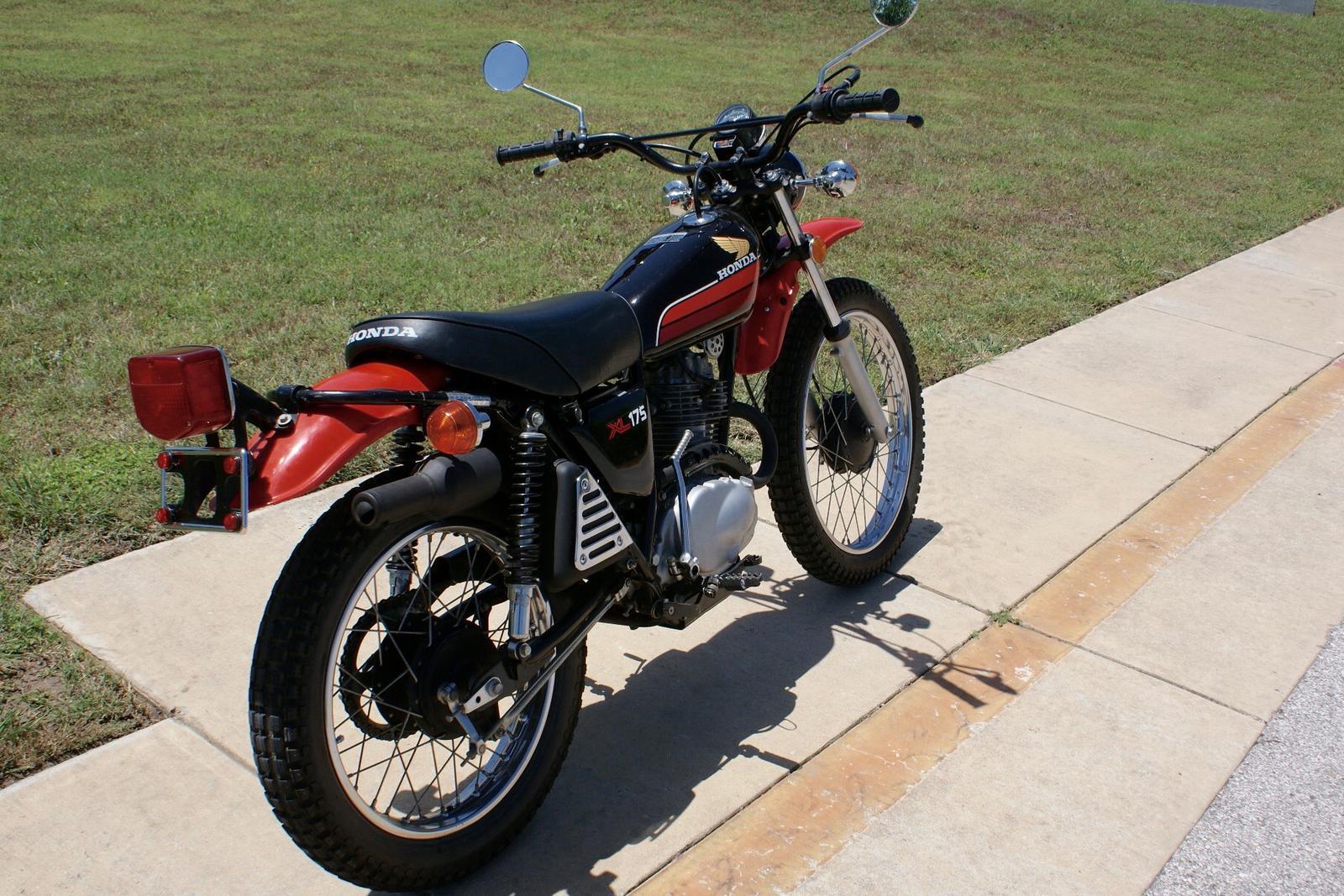 $2,999, 1978 Honda XL175