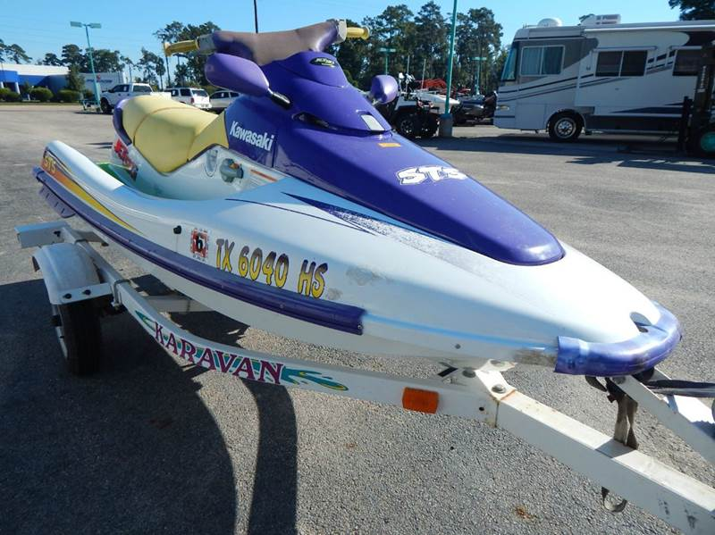 $2,300, 1996 Kawasaki STS Jet Ski
