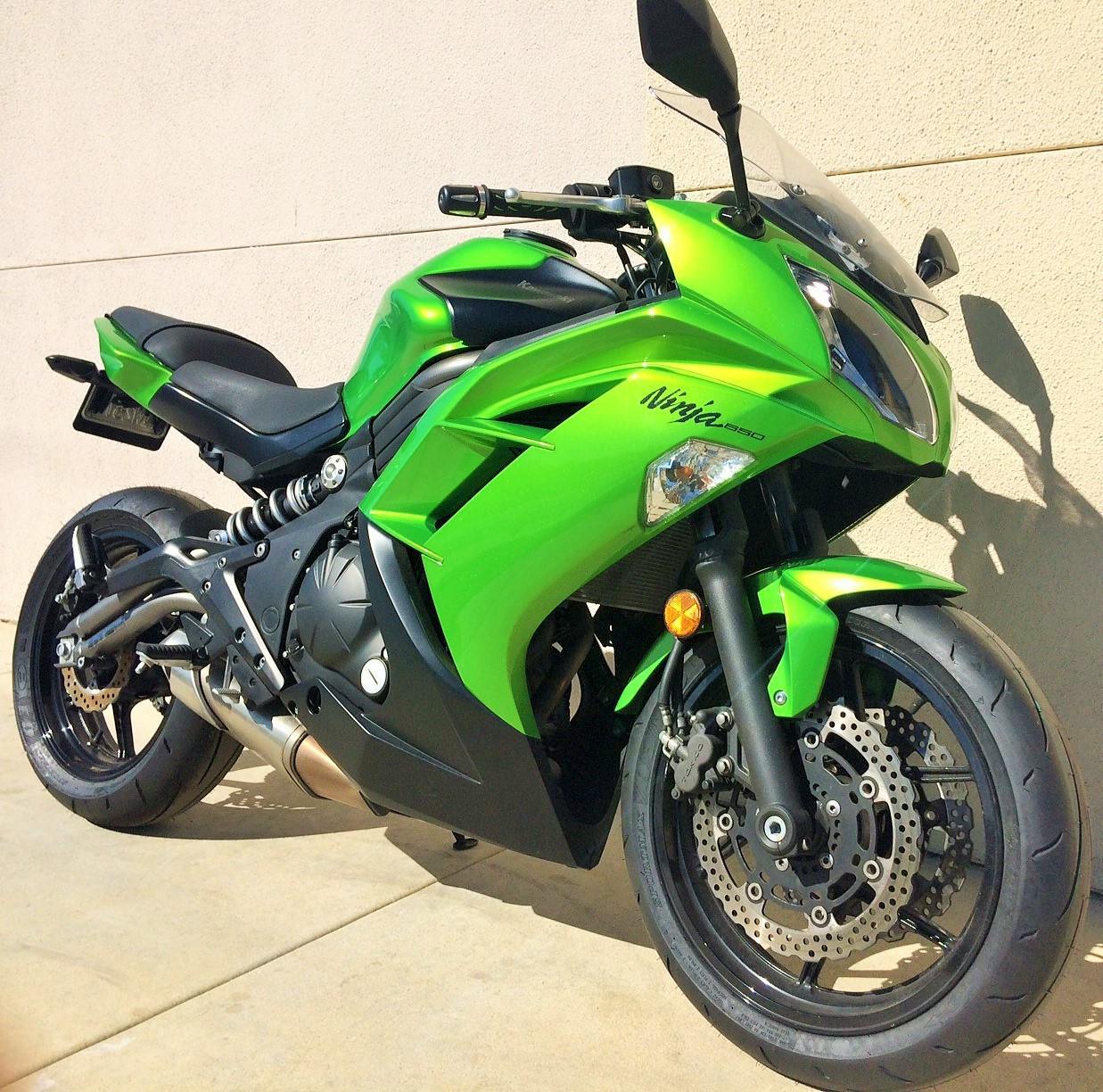 $5,900, 2012 Kawasaki NINJA 650