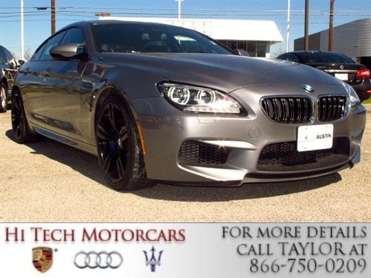 Image 24 of BMW: M6 Gran Coupe 1-OWNER…