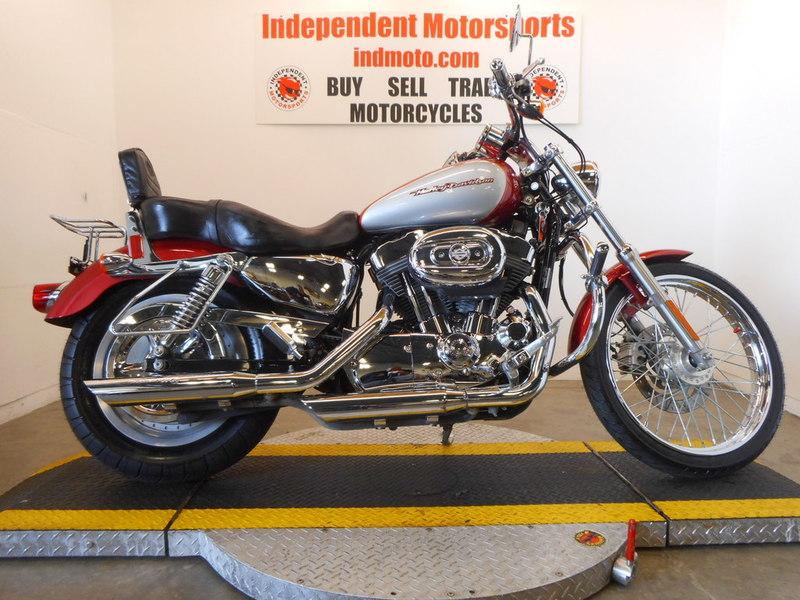 $3,995, 2004 Harley-Davidson Sportster 883 Custom