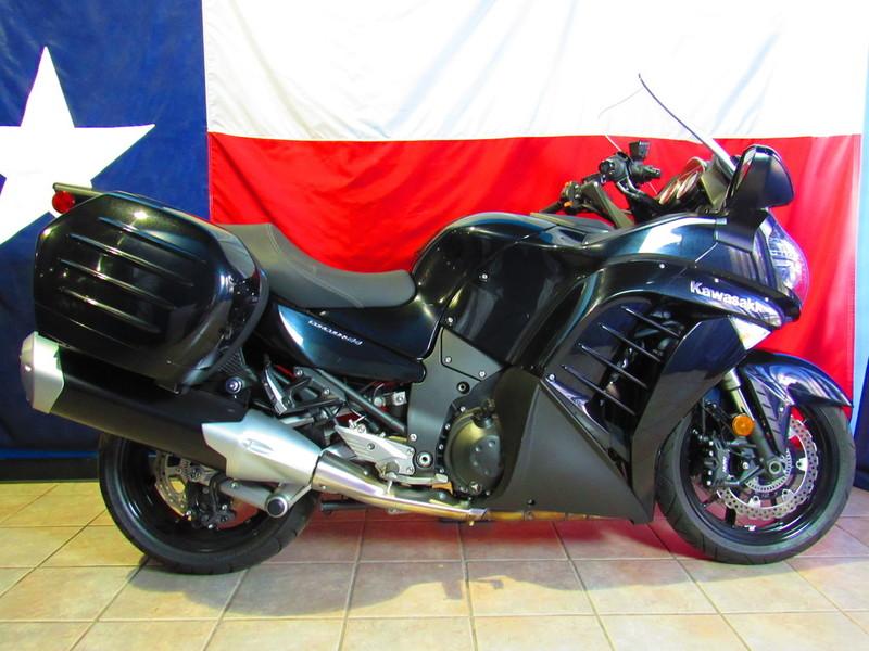 $12,475, 2015 Kawasaki Concours 14 ABS