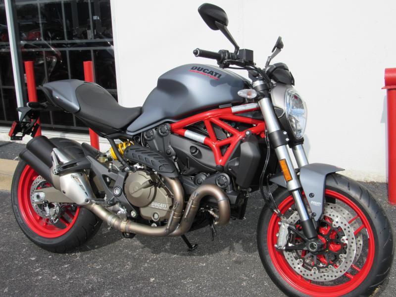 $11,795, 2017 Ducati Monster 821