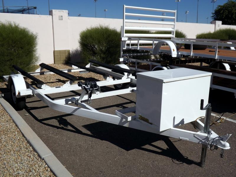 2007 Zieman 2 Place Jet Ski Trailer J2B in Peoria, AZ 85381 | MyAutoSearch.com