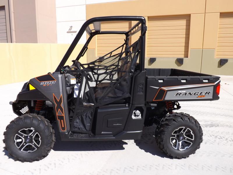 2014 Polaris Ranger Xp 900 Eps Titanium Matte Metallic Le