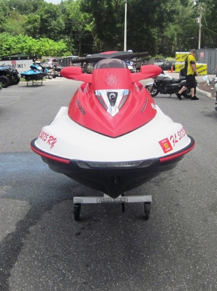 $4,999, 2006 Sea-Doo GTX Wake