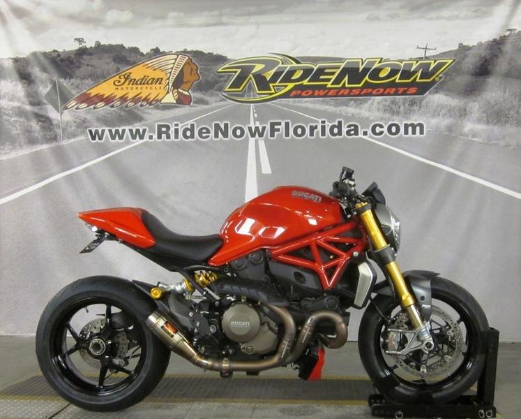 $10,999, 2014 Ducati Monster 1200 S