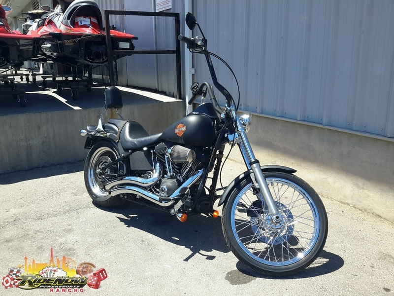 $8,999, 2007 Harley-Davidson FXSTB - Night Train